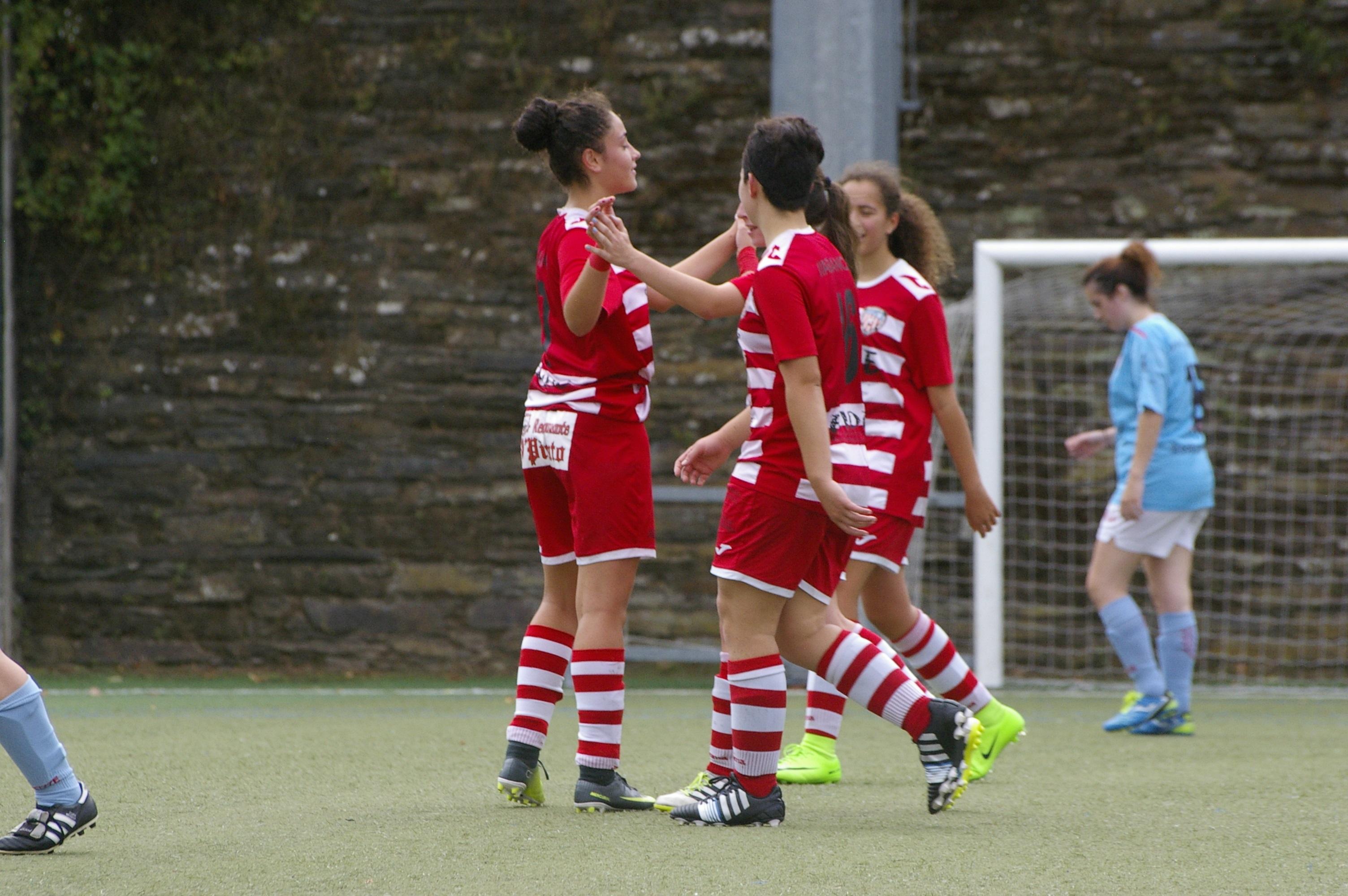 fútbol femenino SCD Milagrosa